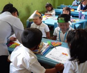 Estudiantes de Parvularia apoyan a la educación en tiempos de Covid-19